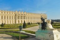 Palace of Versailles from Paris by Train