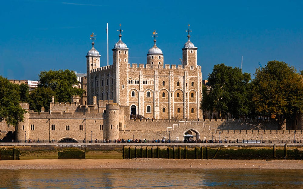 Tower of London Thames River Cruise - The Tower of London