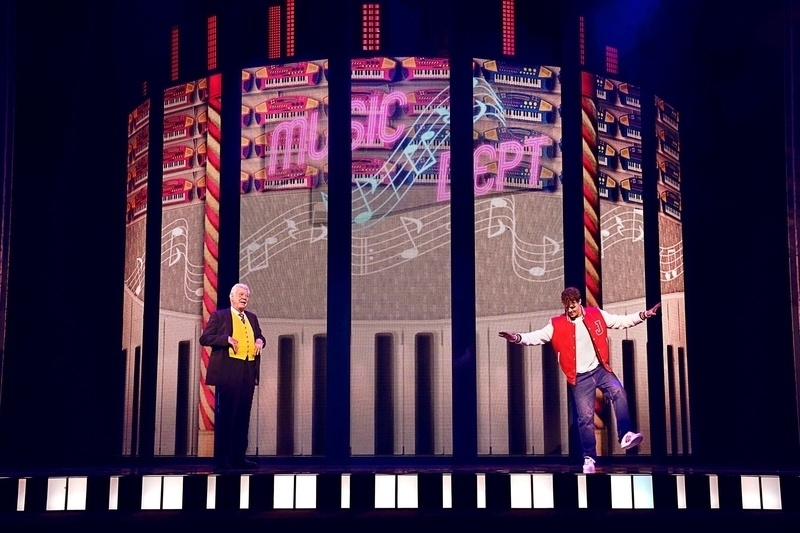 Big The Musical London - Big The Musical live on stage!