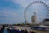 Westminster To Greenwich River Thames Sightseeing Cruise