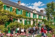 Guided Tour of Giverny: Claude Monet's House and Gardens