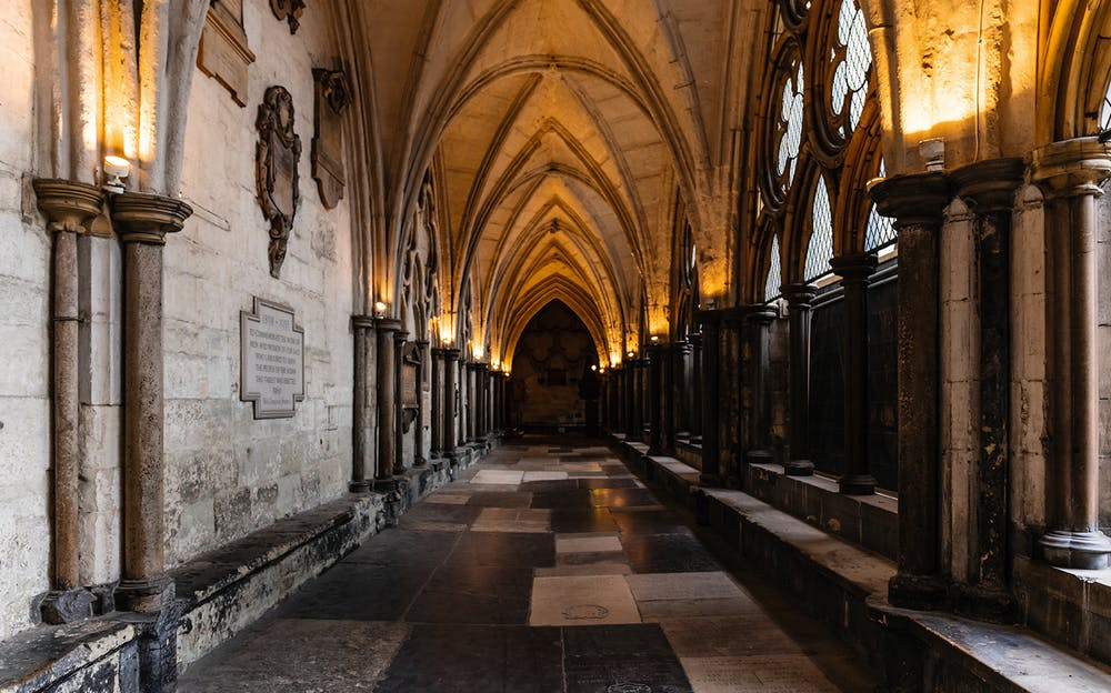Westminster Abbey tour - Inside the Abbey