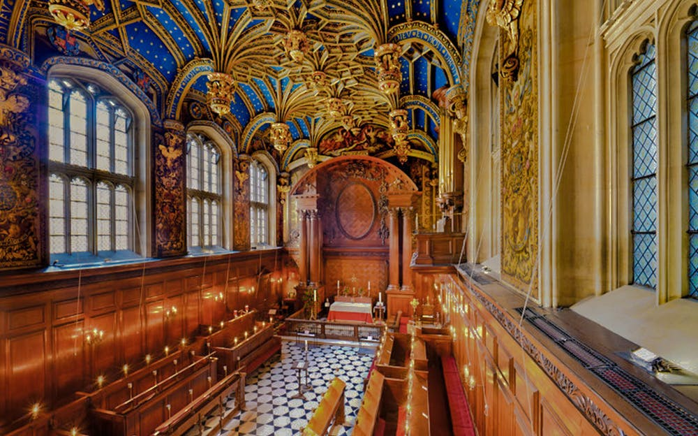 Hampton Court Palace Tickets - Inside the Palace