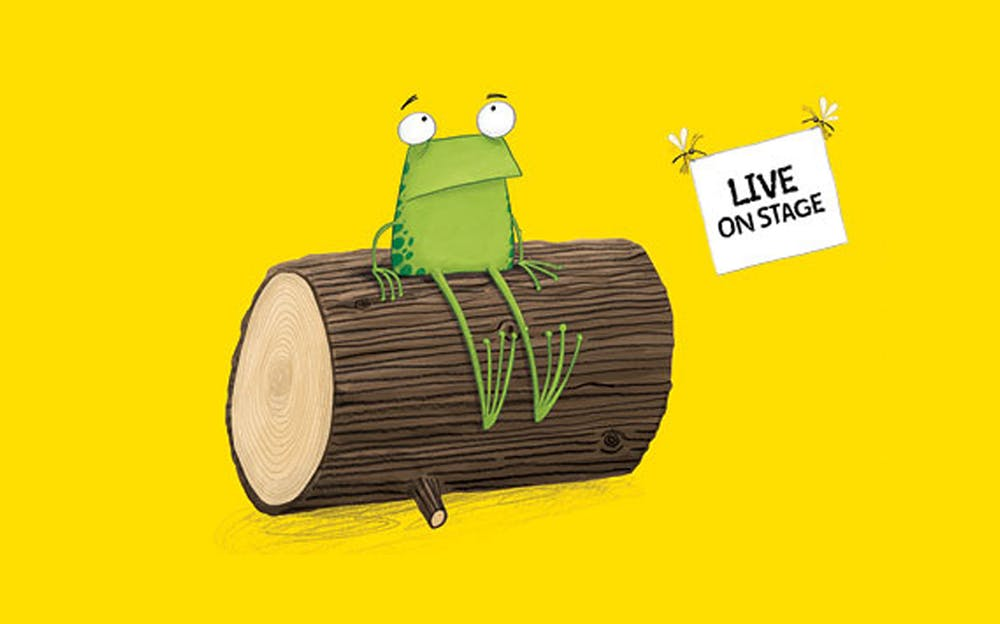 Oi Frog and Friends Play - Oi Frog and Friends! Live on Stage!