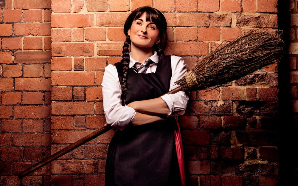 Worst Witch Theatre - Mildred Hubble in The Worst Witch