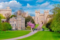 Buckhingham Palace & Windsor Castle Full Day Tour From London