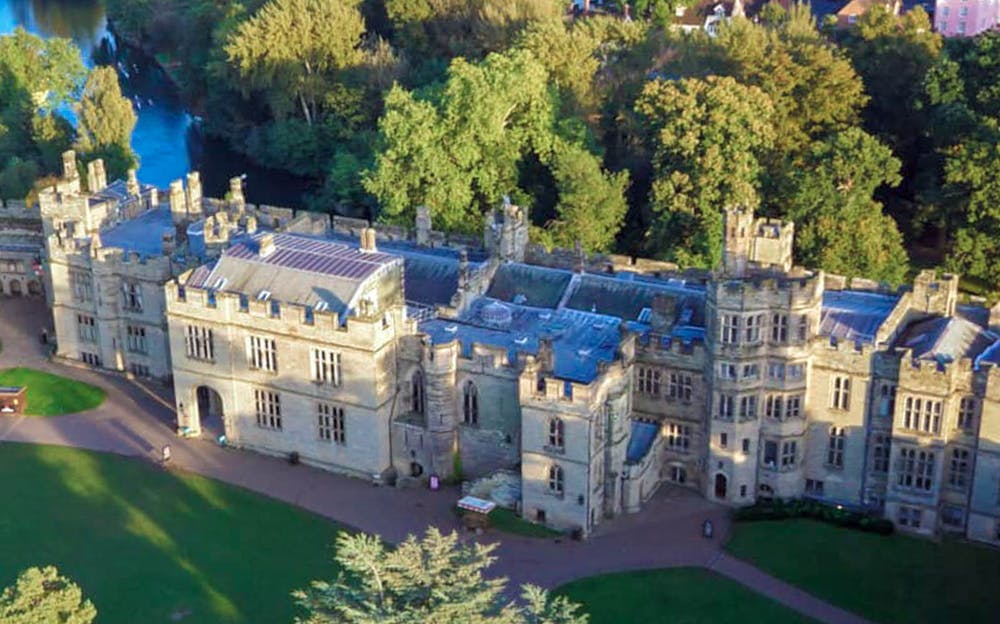 Cotswolds tour from London - Warwick Castle