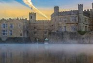 Leeds Castle, Canterbury Cathedral and White Cliffs of Dover Tour
