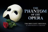 The Phantom of the Opera and Dinner at Farzi Cafe