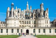 Loire Valley Castles From Paris: Chambord, Chenonceau, & Amboise