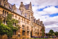 Oxford and Cambridge Walking Tour