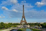 Eiffel Tower Lunch: Skip the Line 2nd Floor Ticket & Audioguide with Optional Summit