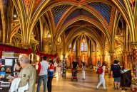 Skip the Line Ticket: Sainte Chapelle & Conciergerie with Optional Histopad