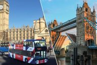 The Original Tour: London 24Hr Pass + Tower of London Tickets
