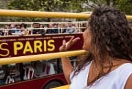 Big Bus Paris: Hop-On-Hop-Off Sightseeing Bus + Orsay Museum Tickets
