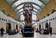 Skip the Line Tickets to Orsay Museum & Paris City Tour