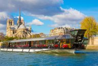 Seine River Lunch Cruise with Live Music