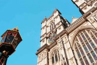 Afternoon Tea at Westminster Abbey & Magical Christmas Lights Tour