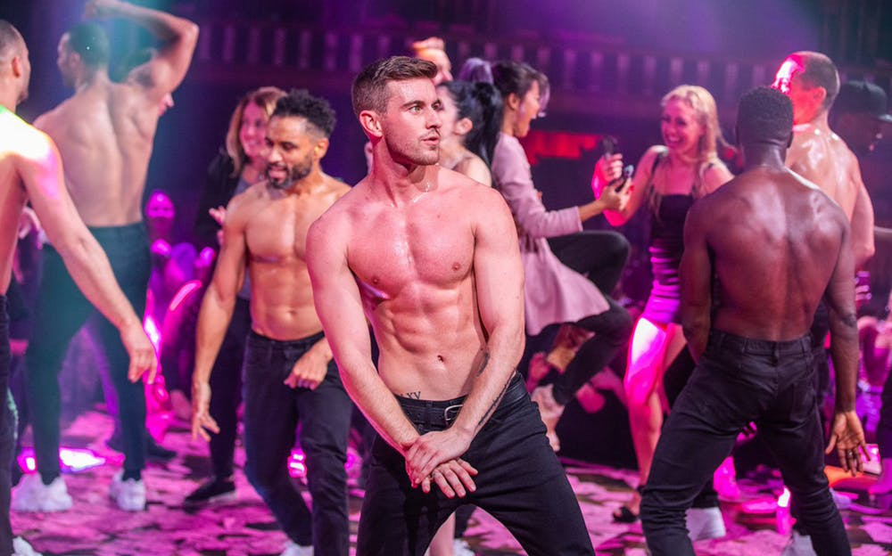 Magic Mike Live - Now on stage!