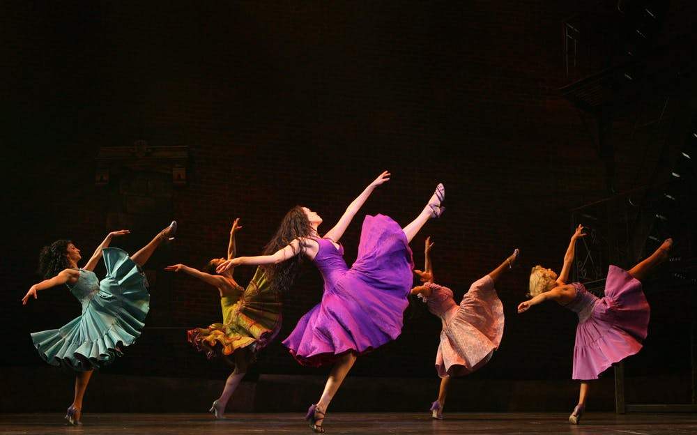 West Side Story Broadway Production