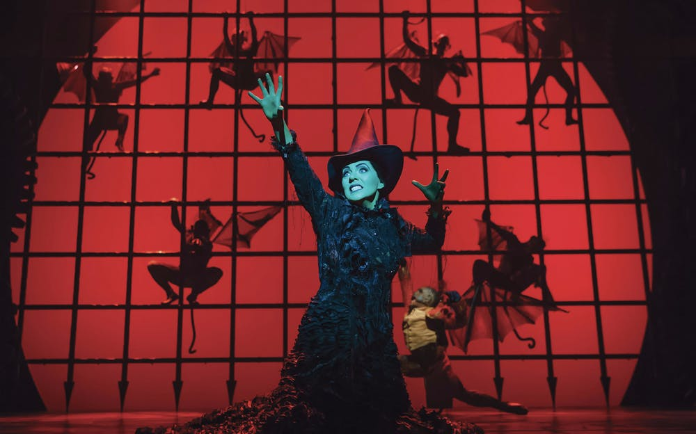Wicked New York - See Wicked live on stage!