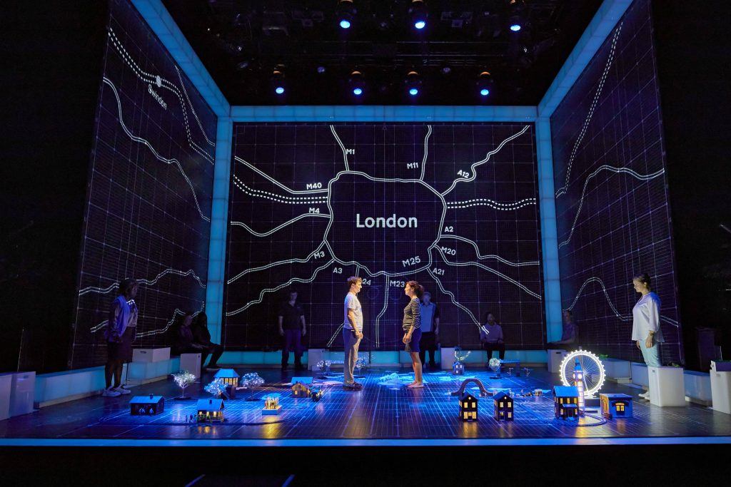 Curious Incident Tour