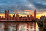 Morning Tour of London, Entry Tickets to Madame Tussauds & The London Eye